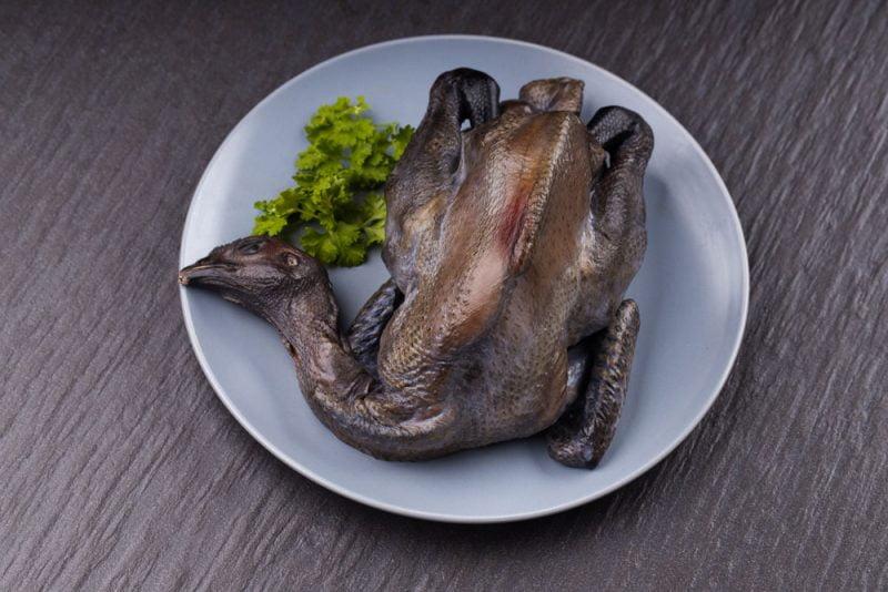 Black Bone Chicken