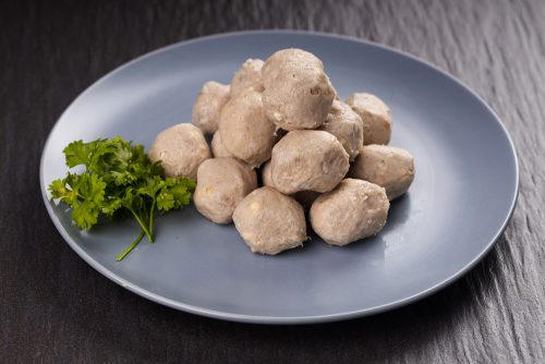 Chaoshan Pork Meatballs (Cheese)